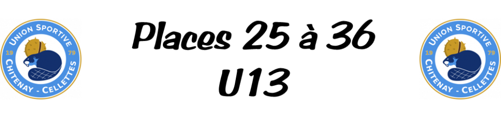 25a36 U13